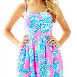 Lilly Pulitzer Ardleigh Dress Barefoot Princess