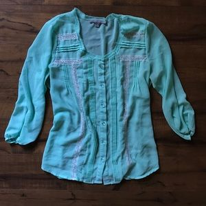 NY Collection Tops - NY Collection - Blouse