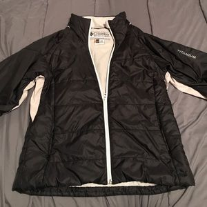 Women's Columbia titanium insulated jacket