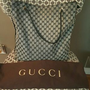 Gucci Tote with Dust Bag