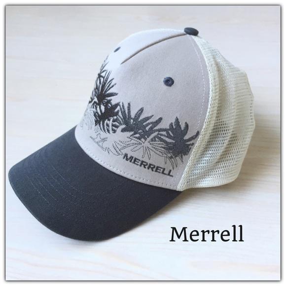 Merrell Fern Trucker Cap 38b7cdeeb3b
