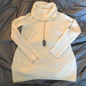 LOFT Turtleneck Sweater Tunic