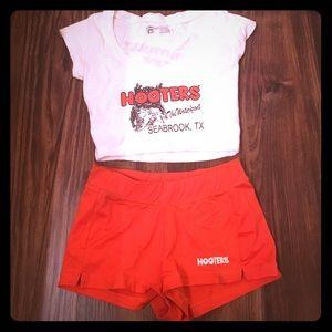 Original Hooters Uniform!!