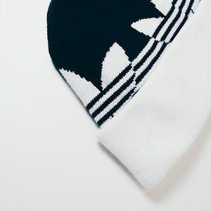 Adidas knitted beanie