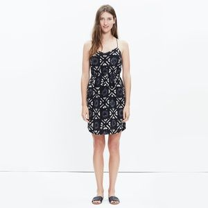 Madewell | Silk Batik Print Dress