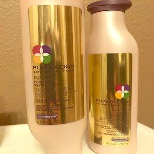 Pureology Fullfyl shampoo conditioner combo