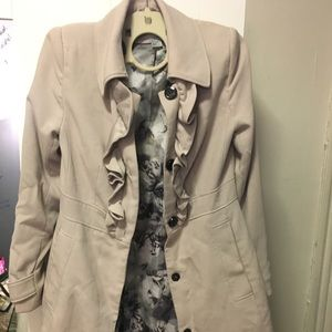 Dressy coat