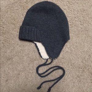 J. Crew trapper hat