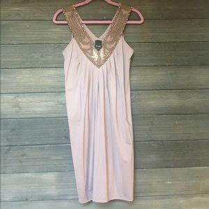 Faith Connexion Nude Dress S Small