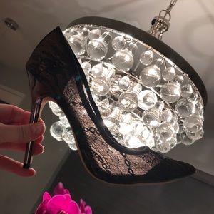 Bcbg Fabulous lace heels