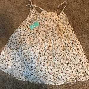 NWT cute tank top Blouse from Q