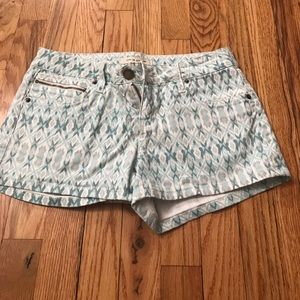Super Cute Patterned Shorts