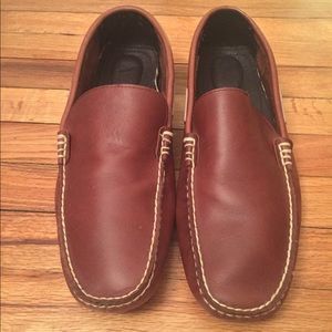 Other - Brown slip-on Loafers