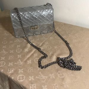 New clear Crossbody from F21