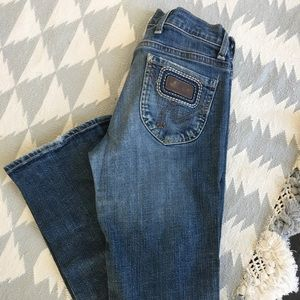 Women's Boot Cut Citizens Of Humanity Jeans