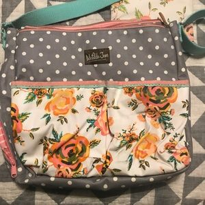 Good used condition mj diaper bag