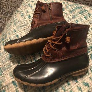 Sperry Saltwater Duck Boot -9