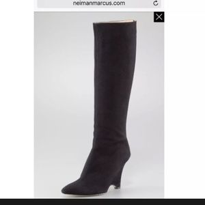 Black Kate Spade Boots in 8.5