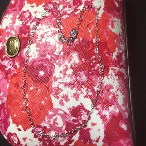 16 inch heart Origami Owl Necklace