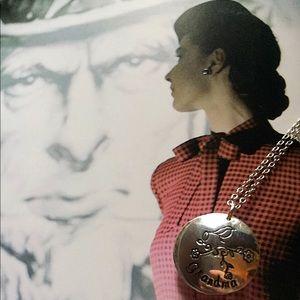 Grandma Keepsake Necklace 925