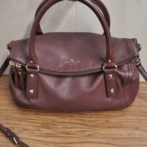 KATE SPADE Cobble Hill Leslie Satchel BAG