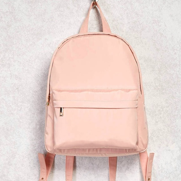 7e5d77c3b812 Forever 21 Handbags - must have pink mini backpack🌸 🎃WEEKEND SALE😎