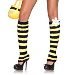 Accessories - 🆕Thigh High Adult Boutique jobless Bee Leg Ave