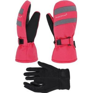 Accessories - Waterproof Touchscreen Capable Ski or Snow Mittens