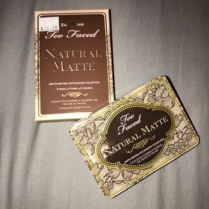 NATURAL MATTE | TOO FACED