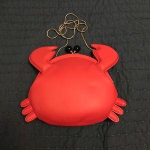 Kate Spade Crab Crossbody