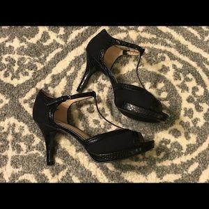 Nine West TStrap Heels