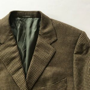 Ermenegildo Zegna Cashmere Wool Blazer Jacket