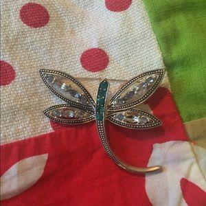 Drangonfly pin