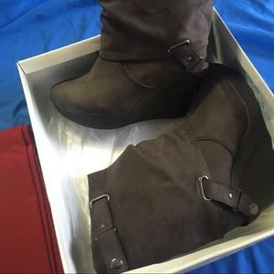 Steve Madden Austin boots