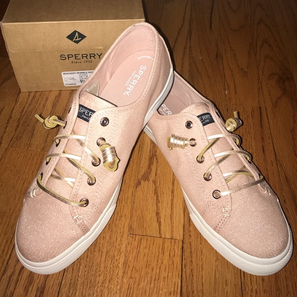 16af9266bb3077 Sperry Shoes | New Womens Seacoast Canvas Sneakers | Poshmark