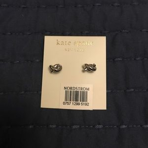 Kate Spade Sailor's Knot Earrings