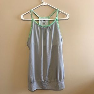 Cute workout tank