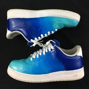 "Nike Air Force 1 (Men's) ""Custom Painted"" Sneakers"