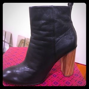 Tory Burch New Booties! Worn once