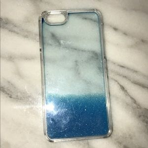 IPhone 6s Liquid Blue Phone Case