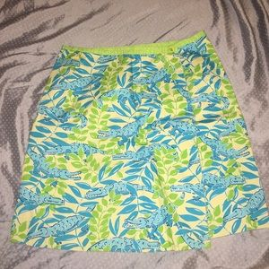 Vintage Lilly Pulitzer Skirt