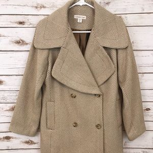 Cold water Creek Double Breasted Pea Coat