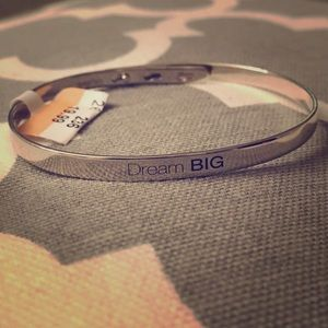 Chelsea Taylor Dream Big Bracelet Bangle