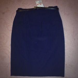 30% OFF BUNDLES brand new pencil skirt navy blue 2
