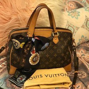 Louis Vuitton Retiro Crossbody bag purse monogram