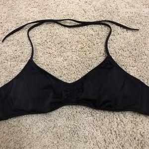 Victoria's Secret halter swim top