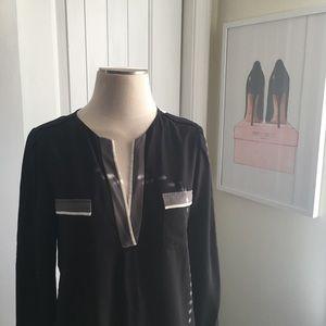 "JOIE ""Mystic"" silk blouse"