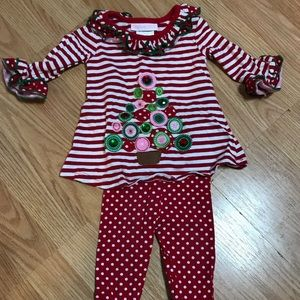 Other - Baby Christmas outfit 🎄🎄