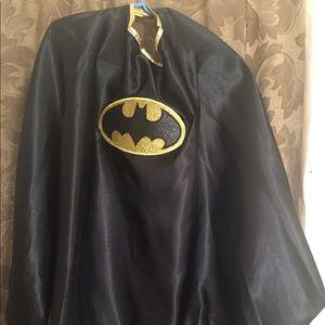 HALLOWEEN SALE- Batgirl cape