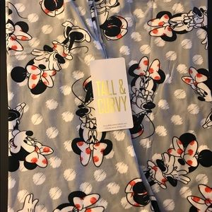 LuLaRoe Disney Collection Leggings T&C